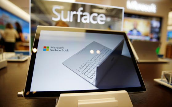 Microsoft to launch Surface all-in-one PC in October