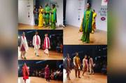 Beauty of Indian handlooms comes alive at India Runway Week