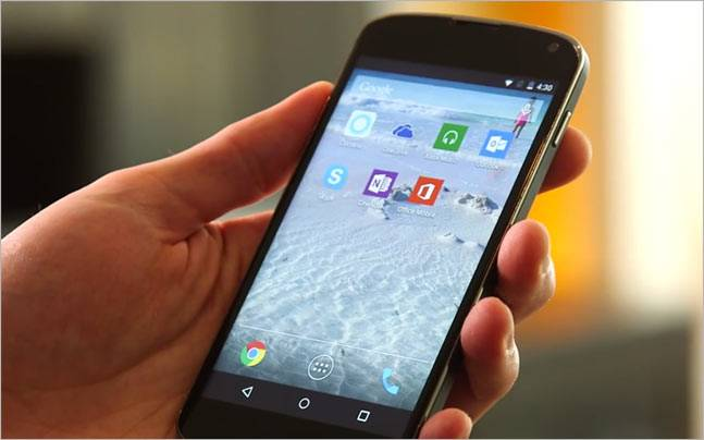 Smartphone apps account for 50 per cent time Americans spend online