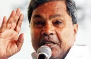 Cauvery dispute: Police complaint against Siddaramaiah