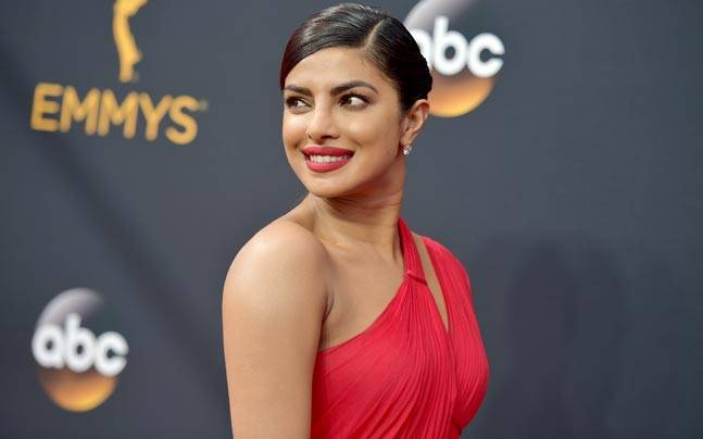 Priyanka Chopra is a total stunner! Photo: AP