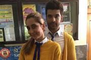Karan Kundra and Anusha Dandekar are turning up the heat with this MTV Love School 2 photoshoot