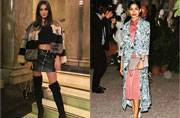 Amy Jackson to Freida Pinto: Celebrity spotting at London Fashion Week