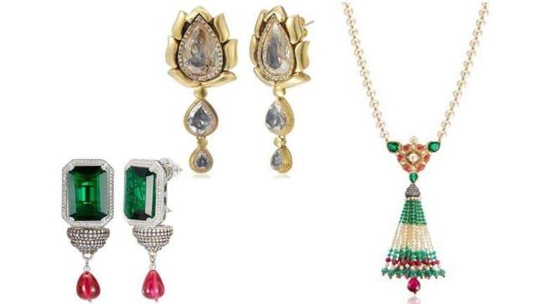 Now You Can Buy Tarun Tahiliani S Jewellery Online Lifestyle News