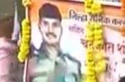 Six-year-old son of Uri attack martyr waits longingly for his father