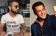 Virat Kohli and Salman Khan to join hands for a new music video?