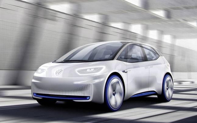Volkswagen I.D. electric concept