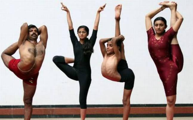 Yoga as a NET exam subject
