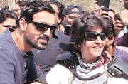 Deepa Malik the first Indian woman to win a medal in Paralympic Games, is also an avid biker and adventurer
