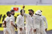 Virat Kohli's India look to extend unbeaten run at home