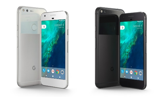 Google launches Pixel & Pixel XL, price starts from Rs ...