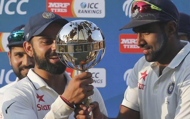 Virat Kohli and Ravichandran Ashwin (AP Photo)