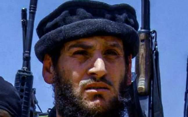 An undated image of Abu Muhammad al-Adnani posted online by ISIS supporters on 31 August (Image: AP)