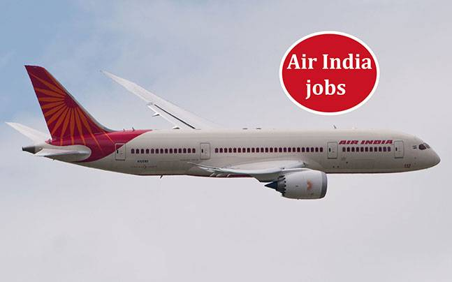 Air India recruitment for Handyman, Stores Agent posts