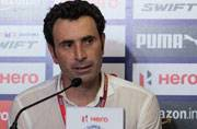 ISL: Atletico de Kolkata coach Jose Molina suspended for one match