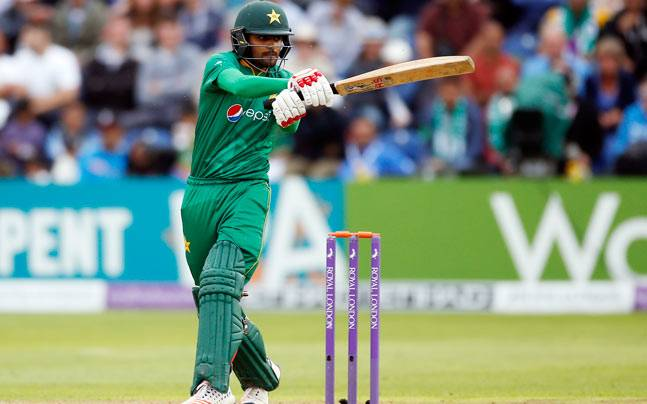 A file image of Babar Azam. (Reuters Photo)