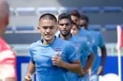 Bengaluru's Sunil Chhetri lauds team-mates for reaching AFC Cup final