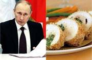 Mr Putin, now that you're in Goa, how about some Indo-Russian fare?