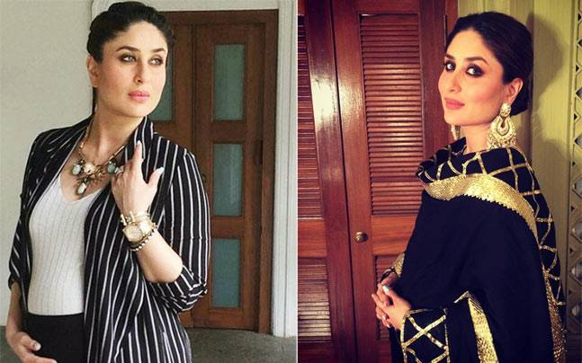 30949f12519 Black is totally her colour. Pictures courtesy  Instagram  poonamdamania   Instagram