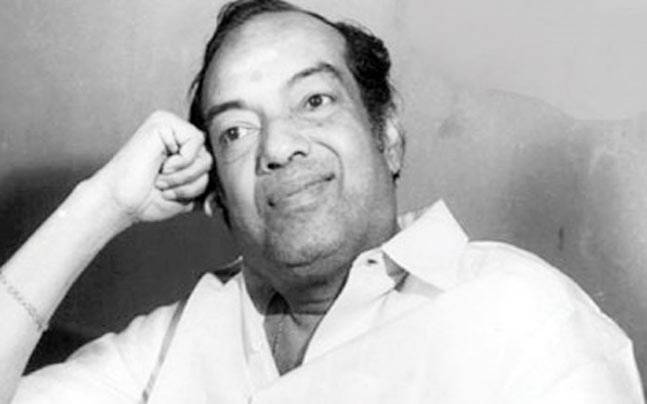 Remembering Kannadasan On His 35th Death Anniversary A Look At 10