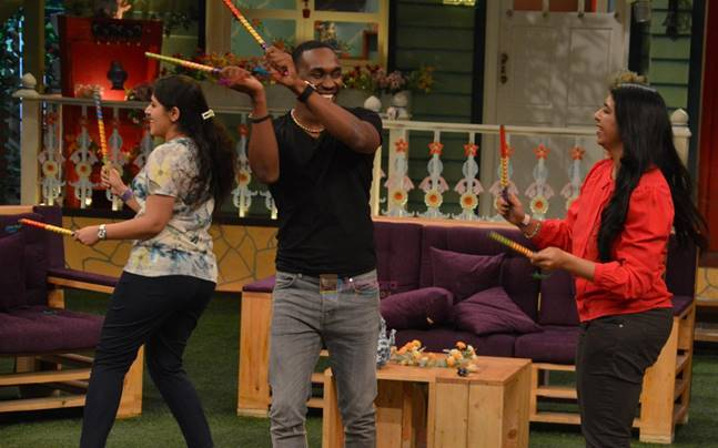 After The Kapil Sharma Show, Dwayne Bravo is all set to be on Jhalak Dikhhla Jaa 9.