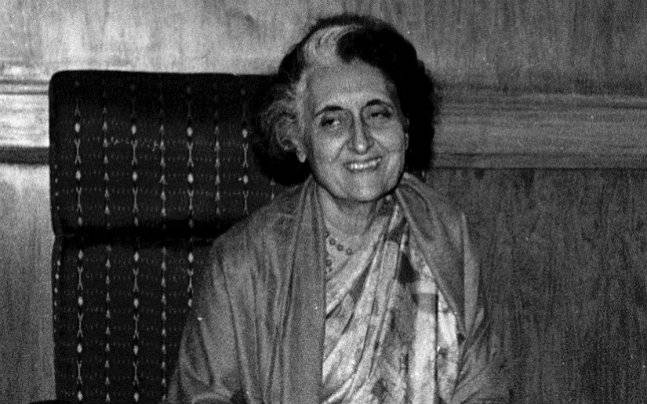 Indira Gandhi (Photo: Reuters)