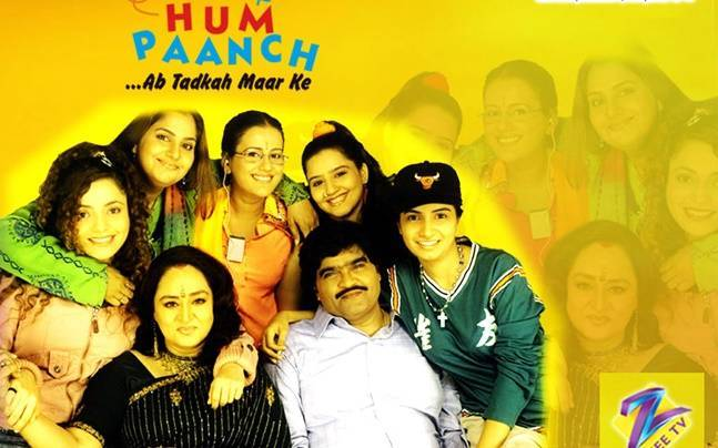 Hum Paanch continues to stay in public memory. Picture courtesy: Zee TV