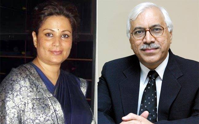 Ila Sharma and SY Quraishi