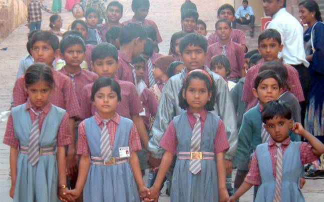 Over 50 schools to remain shut today to support lathi-charge on teachers