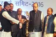 Madhya Pradesh heading towards becoming an industrial state: FM Arun Jaitley
