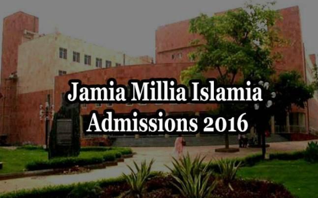 Jamia Millia Islamia Admissions Open for Distance UG/PG programmes: Apply now