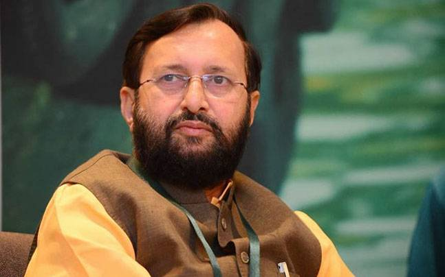 In picture, Union HRD Minister Prakash Javadekar (File Photo)