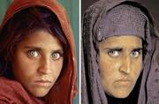 'Afghan Girl' of National Geographic fame arrested in Peshawar for forgery