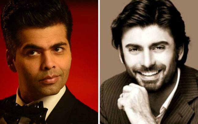 Karan Johar has already shot for his Koffee With Karan promo.