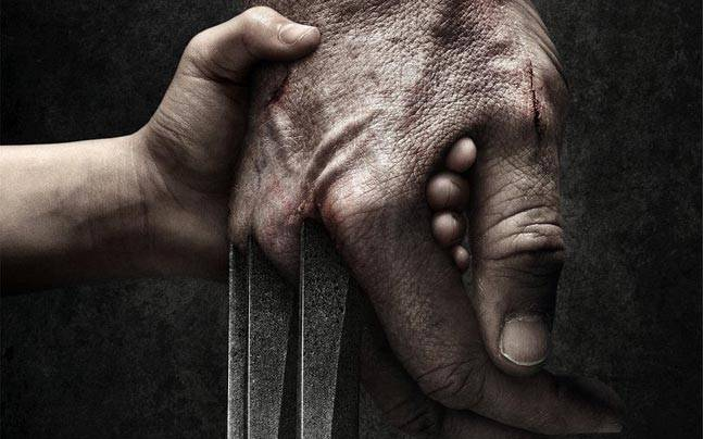 First poster of Logan