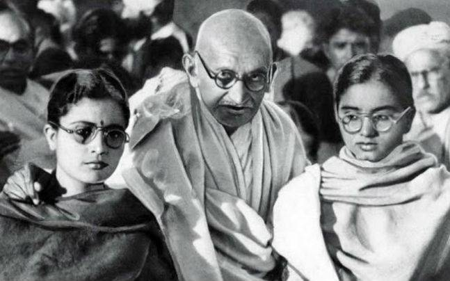 Gandhi And His Women Associates Women Who Worked With -7530