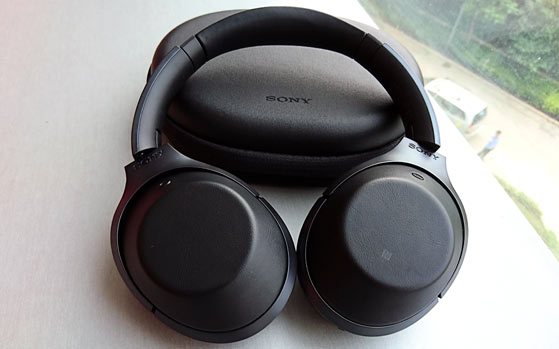f26d22c28f1 Sony MDR-1000X headphone review: Best Bluetooth headphones we have tested