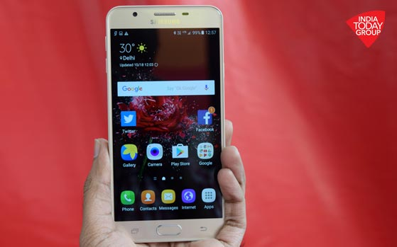 Samsung Galaxy J7 Prime review: Premium looks, outstanding battery