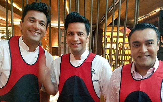 MasterChef India 5 judges. Picture courtesy: Instagram
