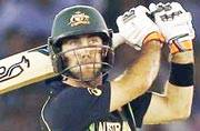 'Big Show' turns no-show as Maxwell dropped from state