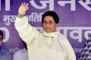 UP elections: Mayawati cautions Muslims against voting for SP and Congress, says it will only help BJP