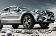 Mercedes-Benz GLA 220d Activity Edition to launch on October 13