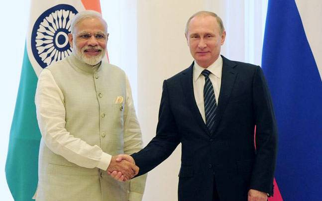 Echoing India's stand, Russia has asked Pakistan to act against terror groups. Photo: Reuters.