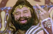 MSG The Warrior Lion Heart movie review: Gurmeet Ram Rahim Singh's film only for the lionhearted
