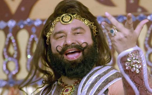 A still from MSG The Warrior Lion Heart