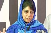 Ruckus at Delhi function as AAP minister slams Mehbooba Mufti over Burhan Wani