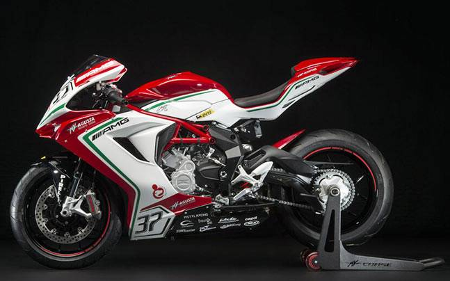 MV Agusta F3 RC limited edition