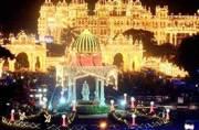 Mysore Dasara golden howdah insured for Rs 27 crore