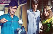 Flattered Pakistani chaiwala says working in films not honourable for a Pashtun