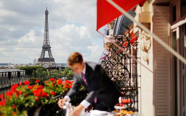 The French have the reputation of being the most pessimistic in the world. Photo: Reuters
